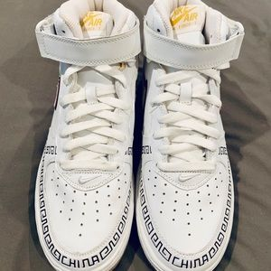 Canada Shoes 2009 Nike Air Max 90 2007 (Kids) White China